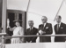 Photograph - The opening of the Australian Stockman's Hall of Fame and Outback Heritage Centre by the Queen. ; unknown; 1988; 20239