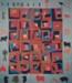 Patchwork quilt.  ; 1995; 19891