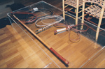 Photograph - Leather Whips; 1994; 19259