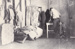 Photograph - Accommodation and Furnishings in the Jackaroo's room, Brunette Downs. ; 1933; 18673