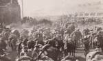 Photograph - 11th Light Horse Regiment AIF at Lake Tiberias probably after the Battle of Samakh. ; unknown; 1918; 14126
