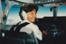 Photograph - Beryl Young, Woman's Pilot.  ; 1990?; 15391
