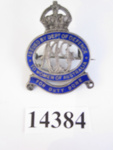 Object - Australian Army Female Relative's Badge. ; Australian Department of Defence; 1917 - 1918; 14384