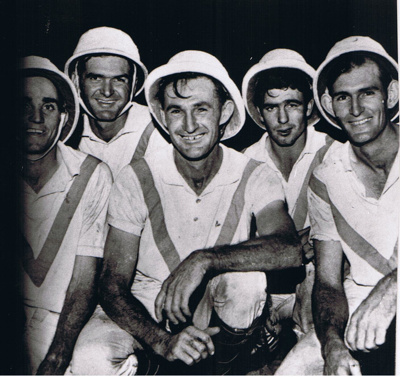 Photograph - The Eidsvold Polocrosse Team.; 1965; 9159