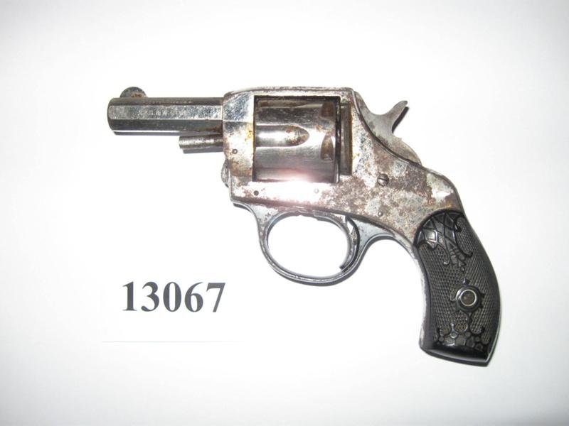 H&r model 922