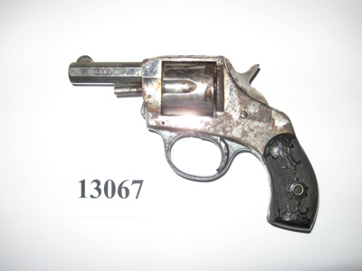 "H&R Arms: ""The American"" Double Action Revolver ; H & R Firearms; 1905-1942; 13067"
