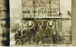 Warracknabeal Show 1904. Mercer Cycle Display ; 7846