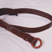 Photograph - Plaited belt entered in the Dame Mary Durack Outback Art and Craft Awards. ; Exposure Photographers; 2003; 19171