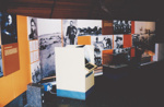 Sidney Kidman display at ASHOF.;  ; 20492