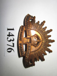 Object - Rising Sun Hat badge; Australian Army; 1904 - 1949; 14376