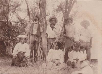 Portland Downs Aboriginals; 1911; 14755