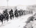 Photograph - Sixth Light Horse in Jerusalem. ; 1917; 14135