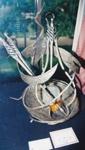 Photograph: Metal Scuplture; 1995; 19441