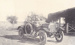 Photograph - Car and drivers , Portland Downs. ; c 1920; 12369