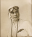 Photograph - Brownie Wright, Woman's Pilot.  ; 1990?; 15392