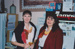 Photograph - Stockman's Hall of Fame Staff  Sandie Rayner and Sharon Gramms.   ; c 1990?; 16978