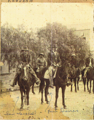 Photograph - Leaving Kapunda (Photocopy reproduction); 1916; 5702