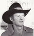 Photograph - Des Dessaix, Steer Wrestling Champion.; 1973; 16288