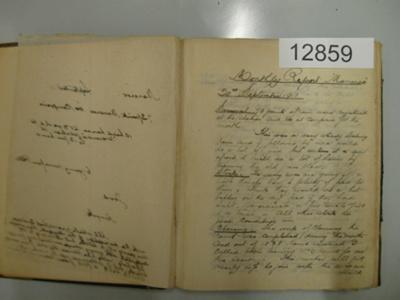 Book; 1911-1912; 12859