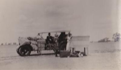 Photograph - Mail Car, Winton - Longreach. ; 1923; 18692