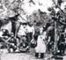 Photograph - Smoko in a bush camp.; c 1890; 8675