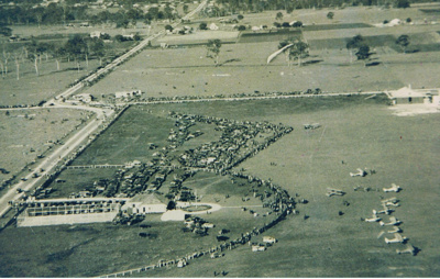 Photograph - Pageant Day at Archerfield Airport.; 1951?; 6853