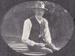 Photograph - Elderly man on Portland Downs. ; c 1920; 12384
