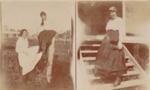 Photograph - Olga & Laura White; unknown; 1917; 11560