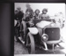 Photograph - Falkiner family (3 males and two females) in vintage vehicle.  Second vintage in background.  From exhibit at Australian Stockmans Hall of Fame. ; c 1990