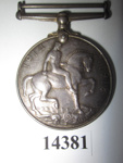 Object - British War Medal belonging to William Gullen ; After 1919; 14381