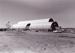 B&W photograph ASHOF building under construction.  ; c 1988; 16610