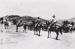 Photograph - Stockmen off to work. ; c 1920?; 19536