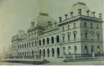 Photograph, Parliament House Brisbane; c.1890; 7538