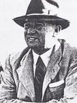 William George CLARKE, b. 4th October 1897, Longreach QLD, d. 4th October 1958, Longreach QLD; USH00094