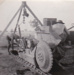 Photograph - Different angle to Object 18351.  A major breakdown to the Fordson; c 1950; 18352