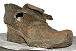 Shoe; Mid 17th Century; CG5.a