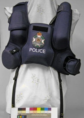 General Accouterment Vest ; GAV Vests; 2007; QP117