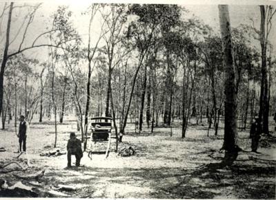 The Gatton murders; 1898; PM0756