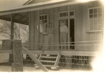 Camooweal Station; 1950; PM1503