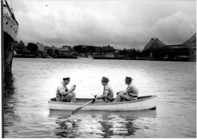 Rowboat aptitude test; 1963; PM1050