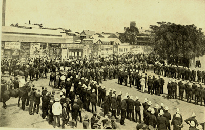 1912 - General Strike; 1912; PM2988