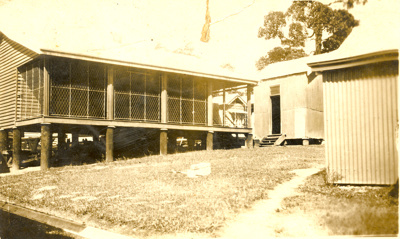 Innisfail Police Cells; 1930; PM1254
