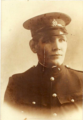 Constable Albert Wollner; 1911; PM3581