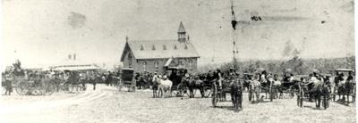 The Gatton murders; 1898; PM0761