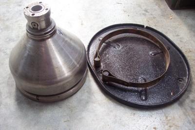Separator Bowl; Lister; 2010.1.85