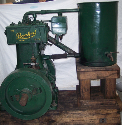 Bamford 3 1/2 hp engine; Bamford; 1930; 2010.2.33