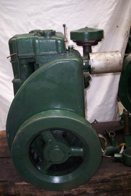 Lister Diesel; Lister; 1930; 2010.2.34