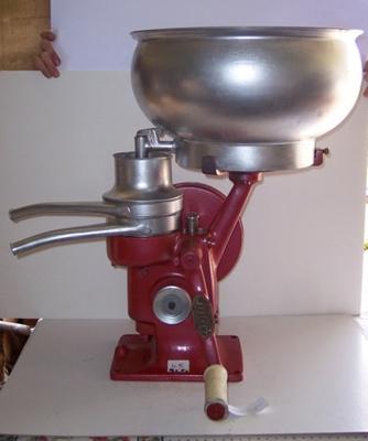 Cream Separator; R A Lister & Co.; C 1920; 2010.1.10A