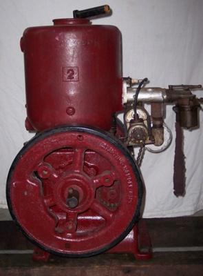 Anderson 7002 Engine; Anderson; 1928; 2010.2.39