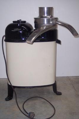 Cream Separator - Base; Alfa-Laval; C 1940; 2010.1.39 A